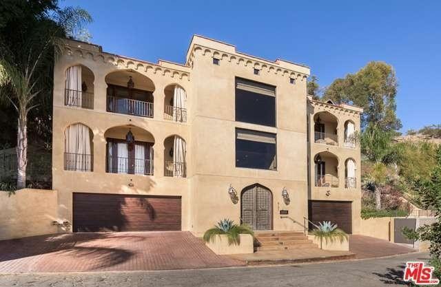 Taraji P. Henson's Hollywood Hills mansion