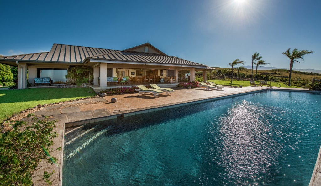 Terry Bradshaw's Hawaiian estate