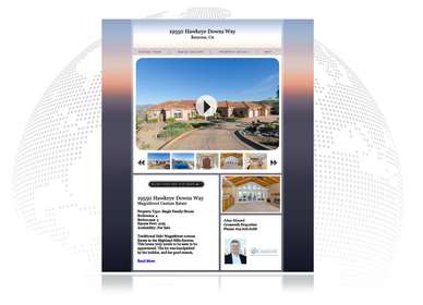 LUXVT – Luxury Real Estate MarketingLUXVT Listing Campaign