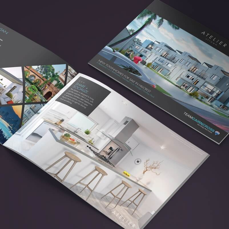 Real Estate Presentations & Catalogs