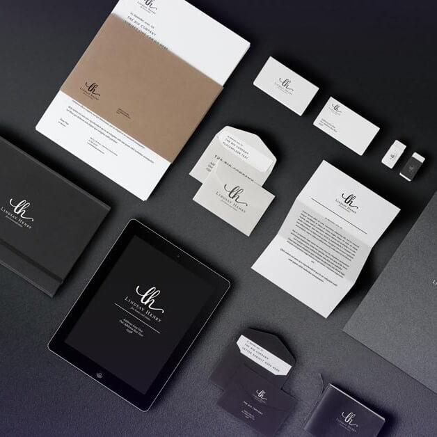 Real Estate Logo & Brand Design