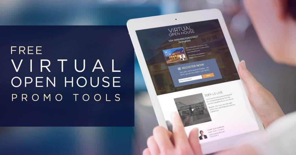 FREE Virtual Open House Tools with your next LUXVT listing