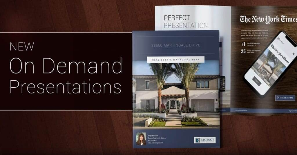 Free On-Demand Listing Presentation Credit