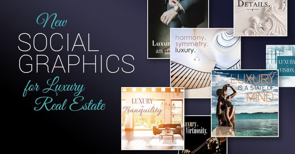 NEW Luxury Social Graphics